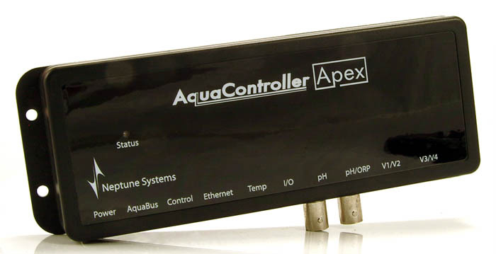 Neptune Systems Aquacontroller Apex Base Unit Display