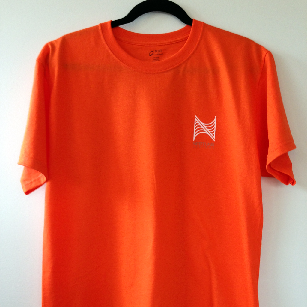 Control Freak T-Shirt – Orange – Neptune Systems