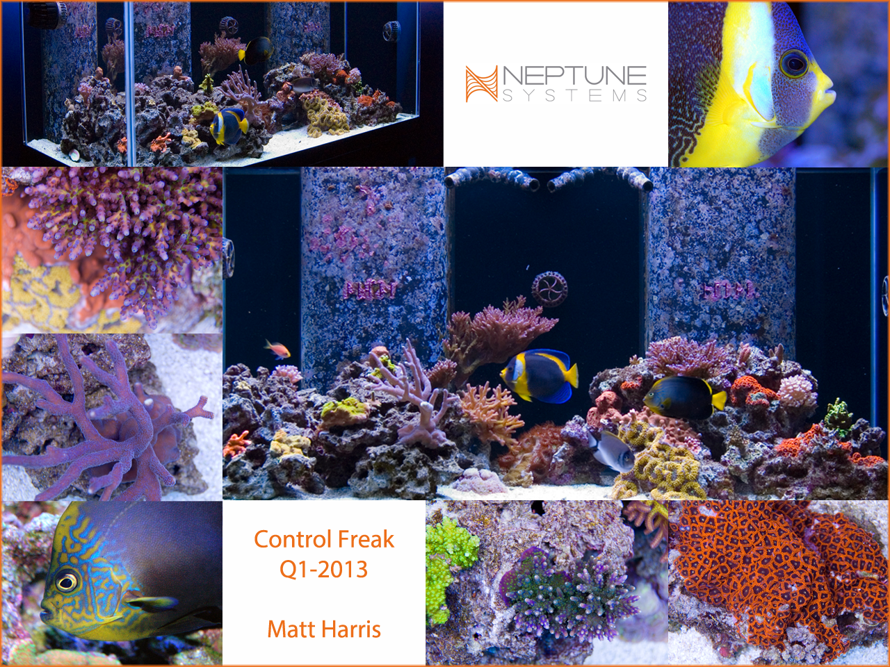 Control Freak Winner Q1 2013 Matt Harris Neptune Systems