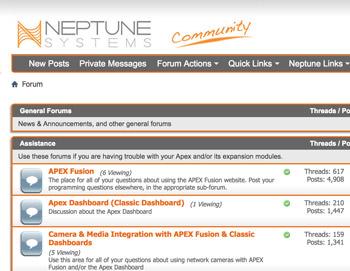 Neptune Systems Aquarium Controllers Aquarium